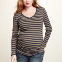 Maternity models: Real or fake bumps?