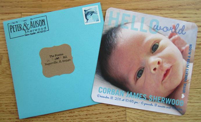 The birth announcements The Next Big Adventure – Diy Baby Announcements