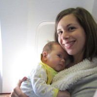 Flying with a 2-and-a-half-month-old