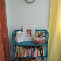 The Nursery: Personal touches